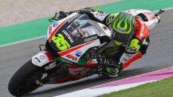 MotoGP: Crutchlow: la posizione non rispecchia il mio passo