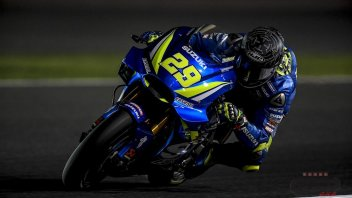 MotoGP: Iannone: the Suzuki has a solid base, but I can do more