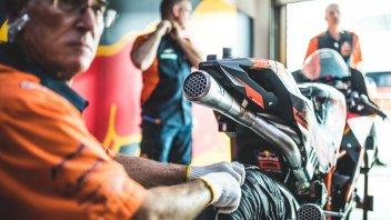 MotoGP: KTM a caccia di personale per il Mondiale