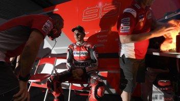 MotoGP: Ciabatti: a Lorenzo manca serenità