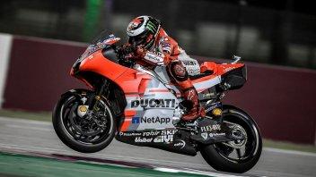 MotoGP: Lorenzo: il nono tempo non rappresenta il mio potenziale