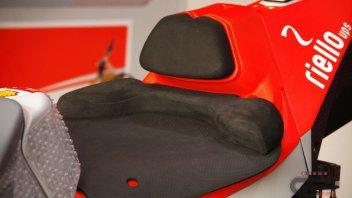MotoGP: Jorge Lorenzo, sulla Ducati come in...poltrona
