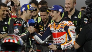 "MotoGP: Marquez: ""Dovizioso has the fastest race pace"""