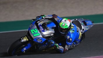MotoGP: Morbidelli: che spettacolo duellare con Vinales e Lorenzo