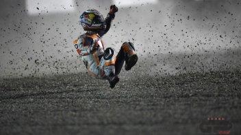 MotoGP: Pedrosa: buone sensazioni, peccato per le cadute