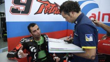 MotoGP: Petrucci: con la GP18 sono veloce senza fare cambiamenti