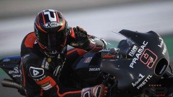 MotoGP: Dopo i test Petrucci si promuove, Miller no