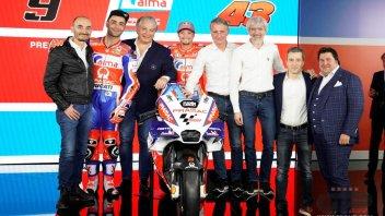 MotoGP: Petrucci: una Lamborghini in regalo per la vittoria