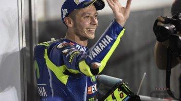 MotoGP: Rossi: lo sport segreto dell'eterna giovinezza