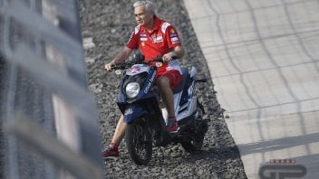 "MotoGP: THE MYSTERY OF THE BRAKE, Tardozzi: ""idiot-proof installation"""