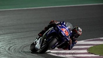 MotoGP: Viñales: With the M1 I rediscovered the sensations from a year ago