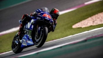 MotoGP: Vinales: this M1 cannot be compared with that of one year ago
