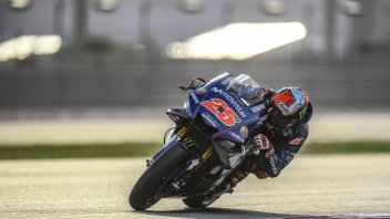 """MotoGP: Vinales: """"Se domani ci fosse la gara non sarei pronto"""""""