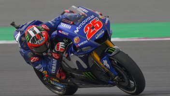 MotoGP: FP3, I nuovi orari tradiscono Vinales, 11°