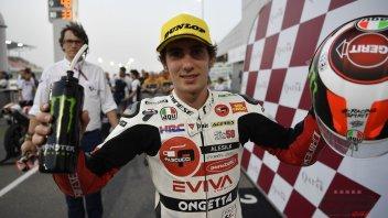MotoGP: Antonelli: lo spirito di Marco è ciò che guida il team