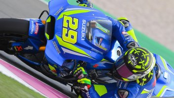 MotoGP: Iannone: Happy with my pace, but I know my limits