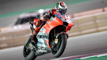 MotoGP: Lorenzo: I had no brakes, luckily it was a slow corner