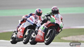 MotoGP: Petrucci contro Aleix: si lamenta ma è scorretto