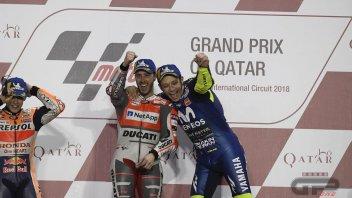 MotoGP: Rossi: non corro per dimostrare che non sono vecchio