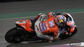 MotoGP: Dovizioso: sensazioni migliori di un anno fa