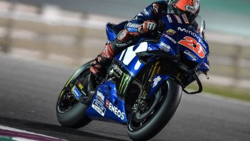 MotoGP: Qatar: Vinales back on top, Dovizioso and Iannone 2nd and 3rd