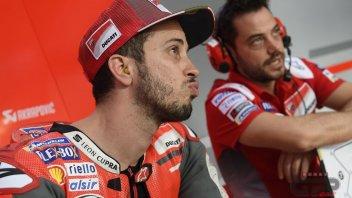 MotoGP: Dovizioso: torno a casa più contento del previsto