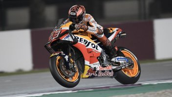 MotoGP: Marquez: faster in terms of pace, less so on the flying lap