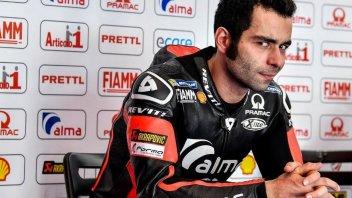 MotoGP: Petrucci: sono solo 8°? Guardate il mio ritmo gara