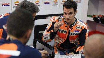 MotoGP: Pedrosa: il mio contratto? Penso solo a essere veloce in pista