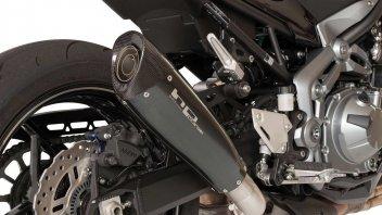 News Prodotto: HP Corse: Hydroform e Evoextreme, scarichi per Kawasaki Z900