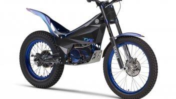 News: Parte la corsa all'elettrico di Yamaha: ecco la TY-E