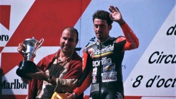 News: Max Biaggi says goodbye to Ivano Beggio: he was like a father to me