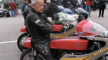 News: 3-time world champion Luigi Taveri passes away