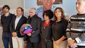 News: Luis Salom: la mostra a Palma di Maiorca diventa permanente