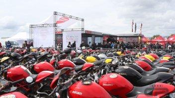 News: Ducati celebra il 25° anniversario del Monster al Paul Ricard
