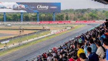 SBK: Buriram regge l'urto post MotoGP: in 73 mila per le derivate