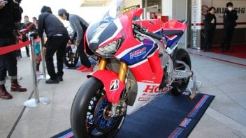 SBK: HRC Honda prepares its assault on the Suzuka 8 Hours