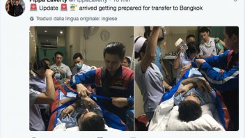 SBK: Eugene Laverty trasferito a Bangkok