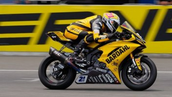 SBK: SSP: Krummenacher replies to Mahias to set the best time