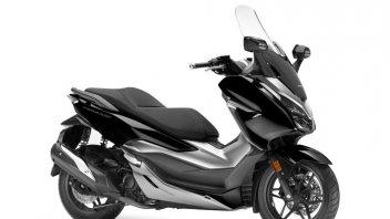 """Scooter: Honda a tutta """"Forza"""" con il nuovo 300"""