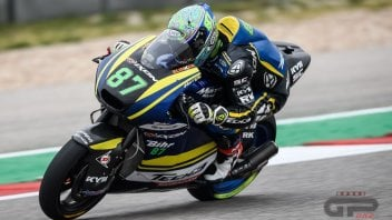 Moto2: Broken legs and ankle for Remy Gardner