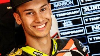 Moto2: Lukas Tulovic sostituirà Aegerter a Jerez