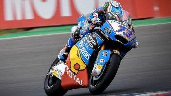 Moto2: FP2: Alex Marquez si prende la vetta in Argentina