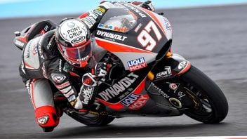 Moto2: Prima pole position per Vierge, 2° Baldassarri