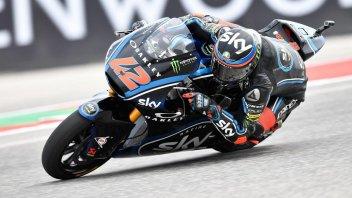 Moto2: Bagnaia vince ad Austin ed è 1° nel Mondiale