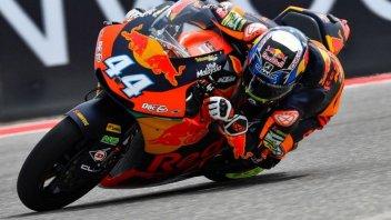 Moto2: FP2: Oliveira e la KTM dominano ad Austin