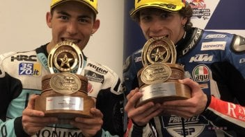 Moto3: Bastianini: potrò giocarmela con Martin fino alla fine