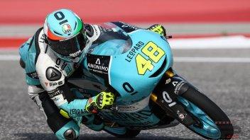 Moto3: FP3: Ad Austin Dalla Porta regola Martin
