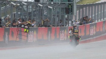 MotoAmerica: Scholtz triumphs in the wet in Austin