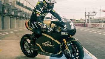 MotoE: Saroléa with Dunlop at the Le Mans 24 Hours